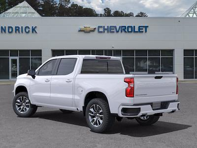 2021 Chevrolet Silverado 1500 Crew Cab 4x4, Pickup #M51564 - photo 4