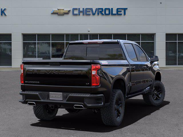 2021 Chevrolet Silverado 1500 Crew Cab 4x4, Pickup #M51582 - photo 1