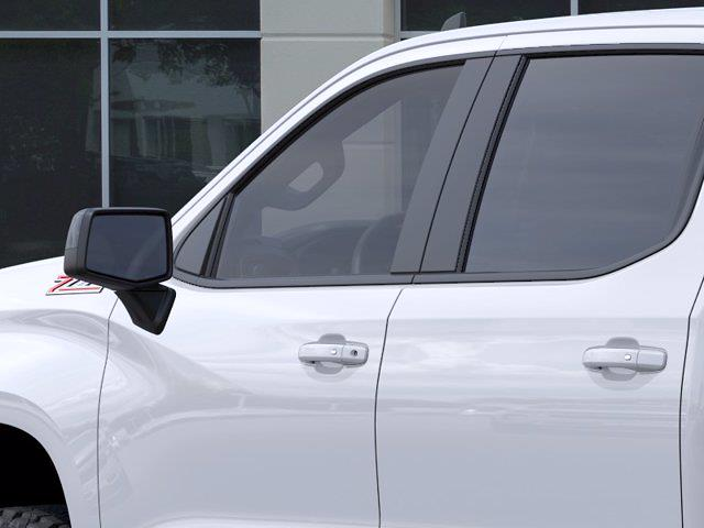 2021 Chevrolet Silverado 1500 Crew Cab 4x4, Pickup #M51609 - photo 10