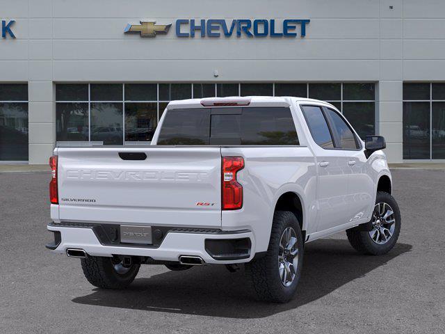 2021 Chevrolet Silverado 1500 Crew Cab 4x4, Pickup #M51609 - photo 2