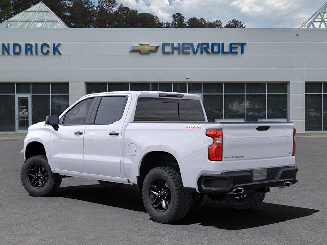 2021 Chevrolet Silverado 1500 Crew Cab 4x4, Pickup #M51689 - photo 4