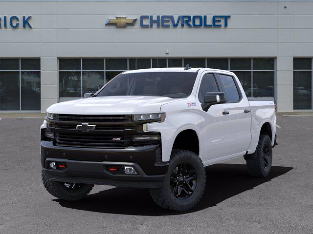 2021 Chevrolet Silverado 1500 Crew Cab 4x4, Pickup #M51689 - photo 6