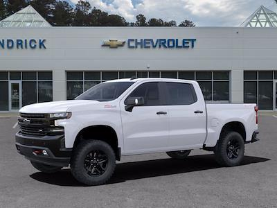 2021 Chevrolet Silverado 1500 Crew Cab 4x4, Pickup #M51689 - photo 3