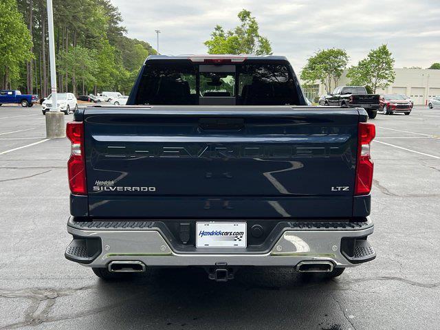 2021 Chevrolet Silverado 1500 Crew Cab 4x4, Pickup #M51692 - photo 7