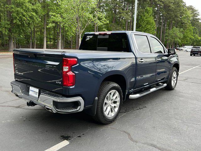 2021 Chevrolet Silverado 1500 Crew Cab 4x4, Pickup #M51692 - photo 8