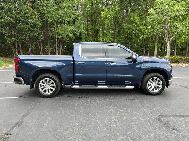 2021 Chevrolet Silverado 1500 Crew Cab 4x4, Pickup #M51692 - photo 9