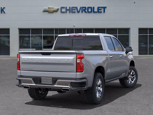 2021 Chevrolet Silverado 1500 Crew Cab 4x4, Pickup #M51700 - photo 1