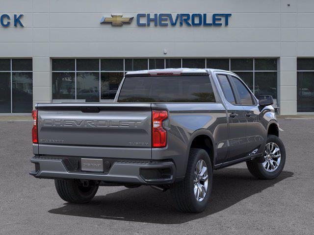 2021 Chevrolet Silverado 1500 Double Cab 4x2, Pickup #M51755 - photo 2