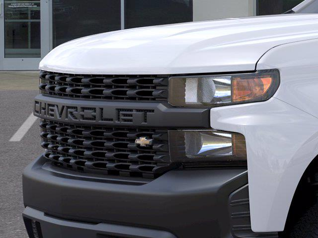 2021 Chevrolet Silverado 1500 Crew Cab 4x2, Pickup #M51794 - photo 11