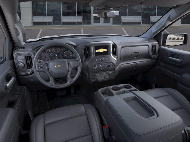 2021 Chevrolet Silverado 1500 Crew Cab 4x2, Pickup #M51794 - photo 12