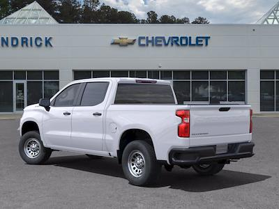 2021 Chevrolet Silverado 1500 Crew Cab 4x2, Pickup #M51794 - photo 4