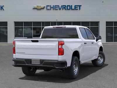 2021 Chevrolet Silverado 1500 Crew Cab 4x2, Pickup #M51794 - photo 2