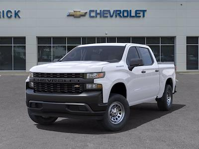 2021 Chevrolet Silverado 1500 Crew Cab 4x2, Pickup #M51794 - photo 6