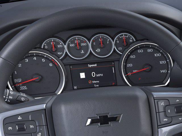 2021 Chevrolet Silverado 1500 Crew Cab 4x4, Pickup #M51821 - photo 15