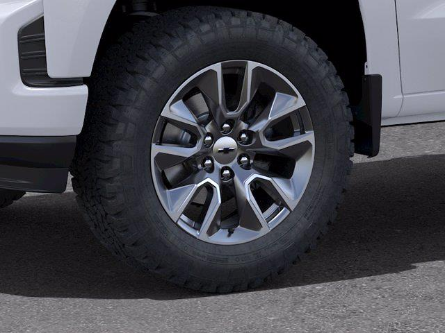 2021 Chevrolet Silverado 1500 Crew Cab 4x4, Pickup #M51821 - photo 7