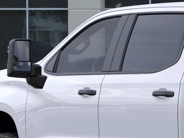 2021 Chevrolet Silverado 1500 Crew Cab 4x4, Pickup #M51851 - photo 10