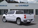 2021 Chevrolet Silverado 1500 Crew Cab 4x4, Pickup #M51851 - photo 4