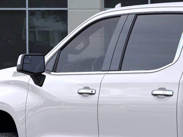 2021 Chevrolet Silverado 1500 Crew Cab 4x4, Pickup #M51866 - photo 10