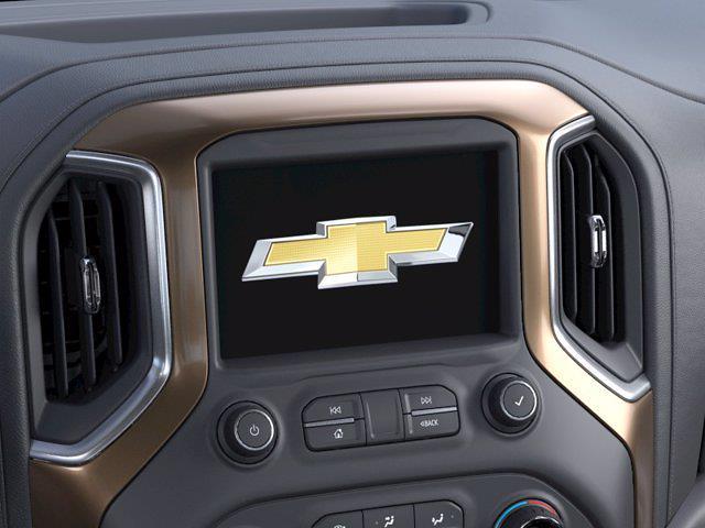 2021 Chevrolet Silverado 1500 Crew Cab 4x4, Pickup #M51866 - photo 17