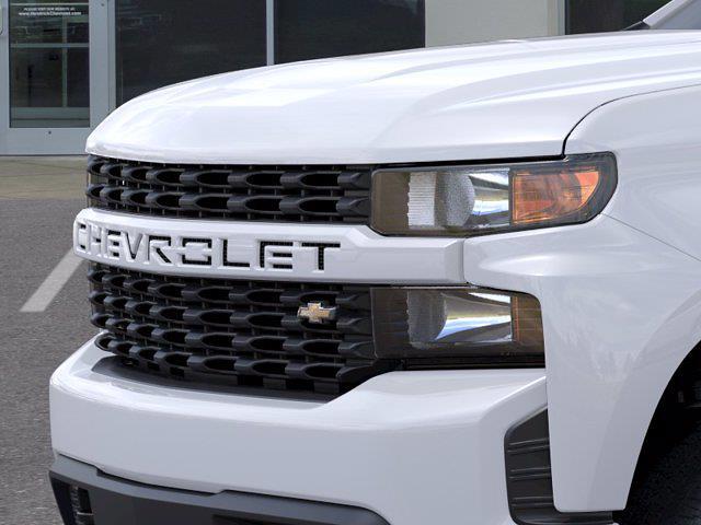 2021 Chevrolet Silverado 1500 Crew Cab 4x4, Pickup #M51883 - photo 11