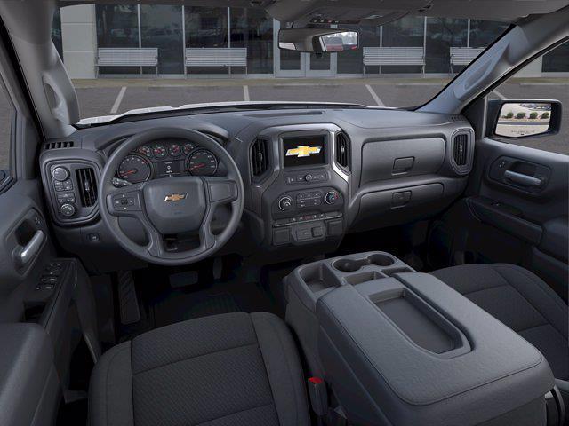 2021 Chevrolet Silverado 1500 Crew Cab 4x4, Pickup #M51883 - photo 12