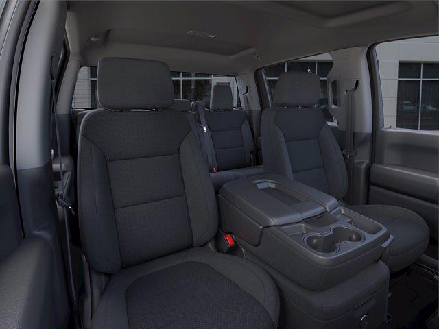 2021 Chevrolet Silverado 1500 Crew Cab 4x4, Pickup #M51883 - photo 13