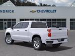 2021 Chevrolet Silverado 1500 Crew Cab 4x4, Pickup #M51883 - photo 4