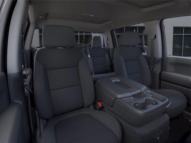 2021 Chevrolet Silverado 1500 Crew Cab 4x4, Pickup #M51899 - photo 13