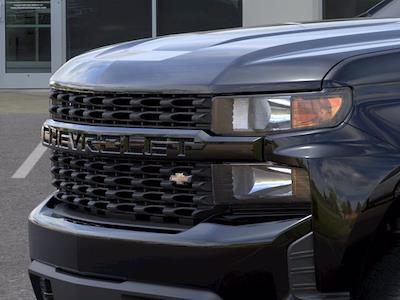 2021 Chevrolet Silverado 1500 Crew Cab 4x4, Pickup #M51899 - photo 11