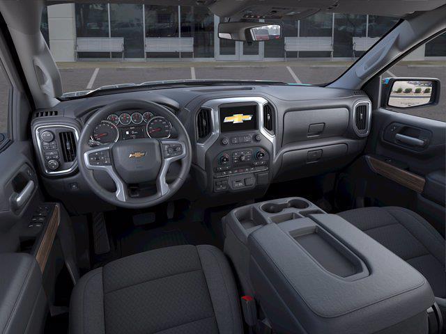 2021 Chevrolet Silverado 1500 Crew Cab 4x4, Pickup #M51914 - photo 12