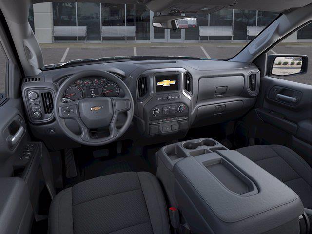 2021 Chevrolet Silverado 1500 Crew Cab 4x4, Pickup #M51915 - photo 12