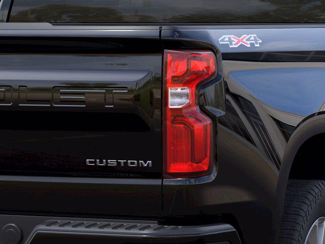 2021 Chevrolet Silverado 1500 Crew Cab 4x4, Pickup #M51915 - photo 9