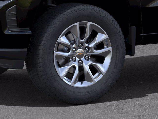 2021 Chevrolet Silverado 1500 Crew Cab 4x4, Pickup #M51923 - photo 7