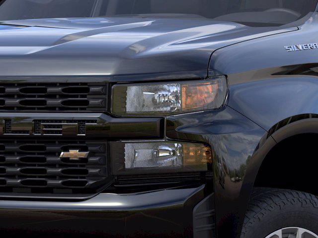 2021 Chevrolet Silverado 1500 Crew Cab 4x4, Pickup #M51923 - photo 8