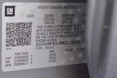 2021 GMC Sierra 1500 Crew Cab 4x4, Pickup #DM10569A - photo 40