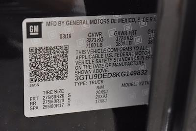 2019 GMC Sierra 1500 Crew Cab 4x4, Pickup #DM13406A - photo 43