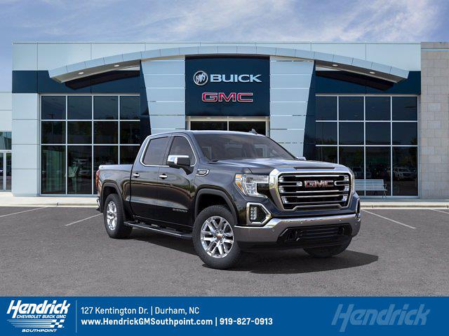 2021 GMC Sierra 1500 Crew Cab 4x4, Pickup #M01443 - photo 1