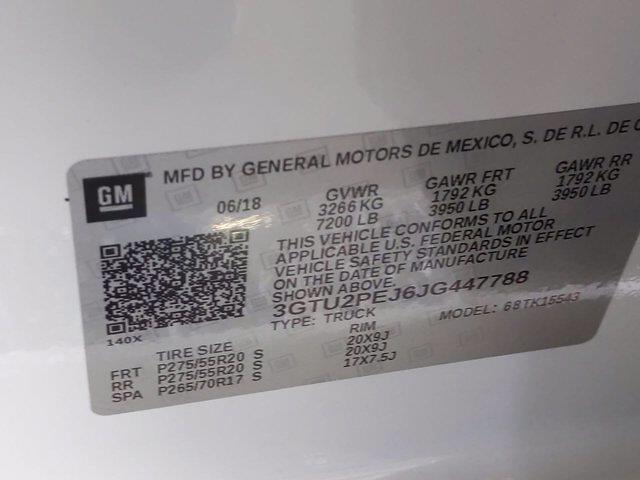 2018 GMC Sierra 1500 Crew Cab 4x4, Pickup #B111489B - photo 43