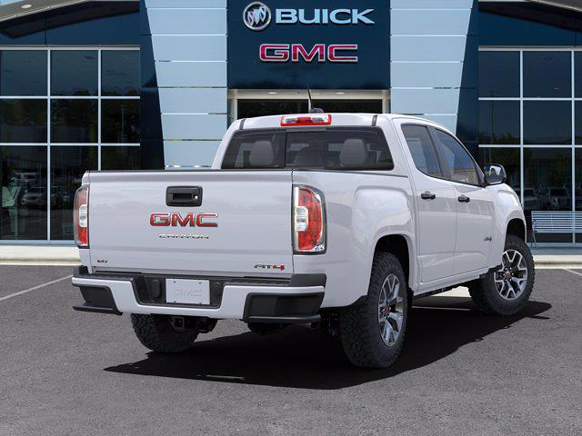 2021 GMC Canyon Crew Cab 4x4, Pickup #M17363 - photo 1