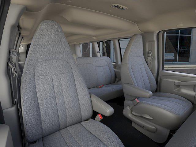 2021 Savana 2500 4x2,  Empty Cargo Van #M58163 - photo 14