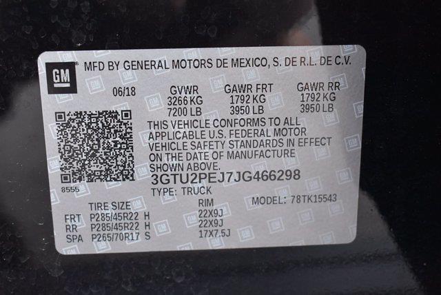 2018 GMC Sierra 1500 Crew Cab 4x4, Pickup #M61328A - photo 44