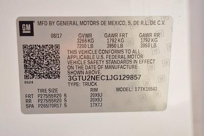 2018 GMC Sierra 1500 Crew Cab 4x4, Pickup #M80666A - photo 39