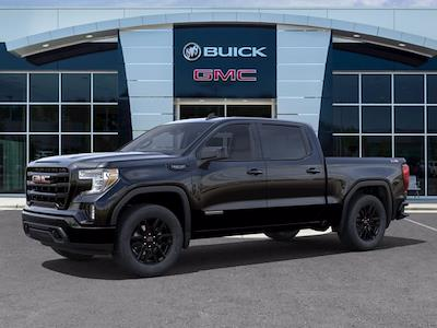 2021 GMC Sierra 1500 Crew Cab 4x4, Pickup #M89094 - photo 3