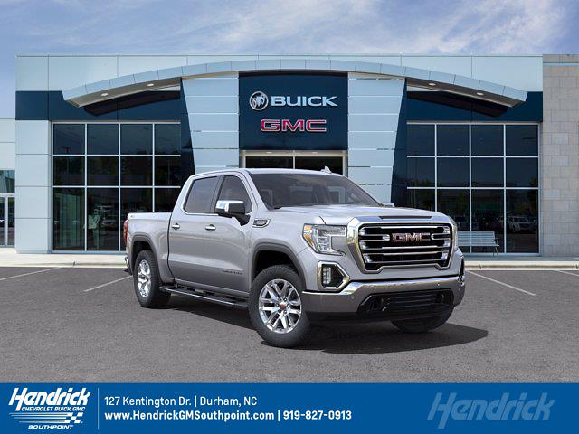 2021 GMC Sierra 1500 Crew Cab 4x4, Pickup #M97445 - photo 1