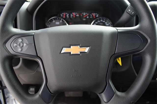 2021 Silverado 5500 Regular Cab DRW 4x2,  Contractor Body #214931 - photo 14