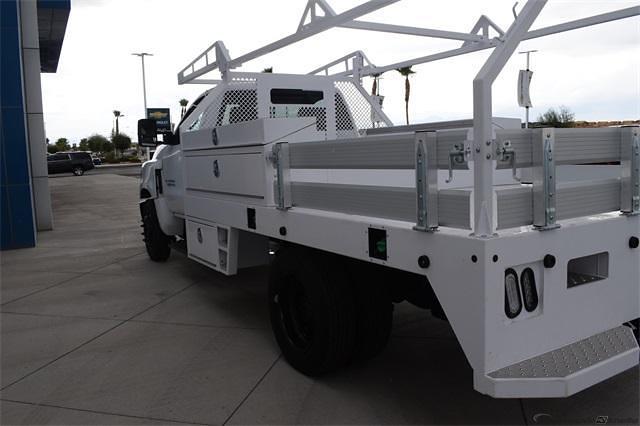 2021 Silverado 5500 Regular Cab DRW 4x2,  Contractor Body #214931 - photo 5