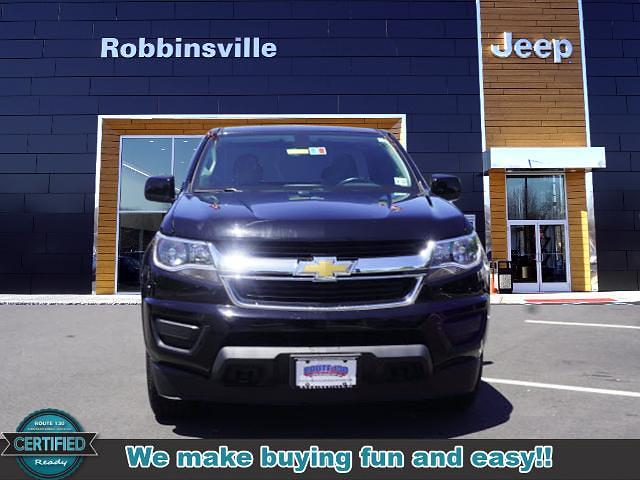 2018 Chevrolet Colorado Extended Cab 4x4, Pickup #210557A - photo 1
