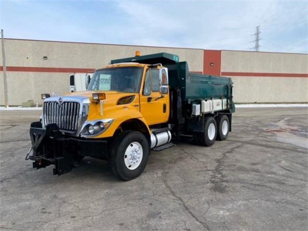 2012 International WorkStar 7400 6x4, Dump Body #123761 - photo 1