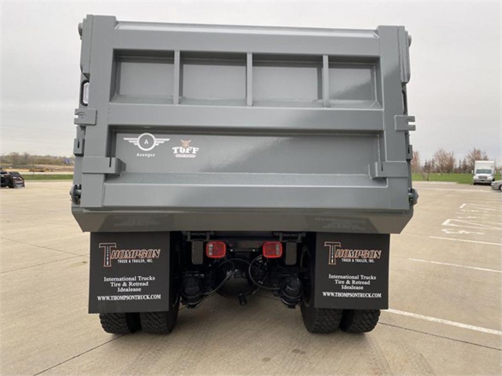 2021 International HX 6x4, Dump Body #168387 - photo 1