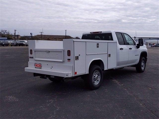 2020 Chevrolet Silverado 2500 Double Cab 4x4, Cab Chassis #CL6628 - photo 1